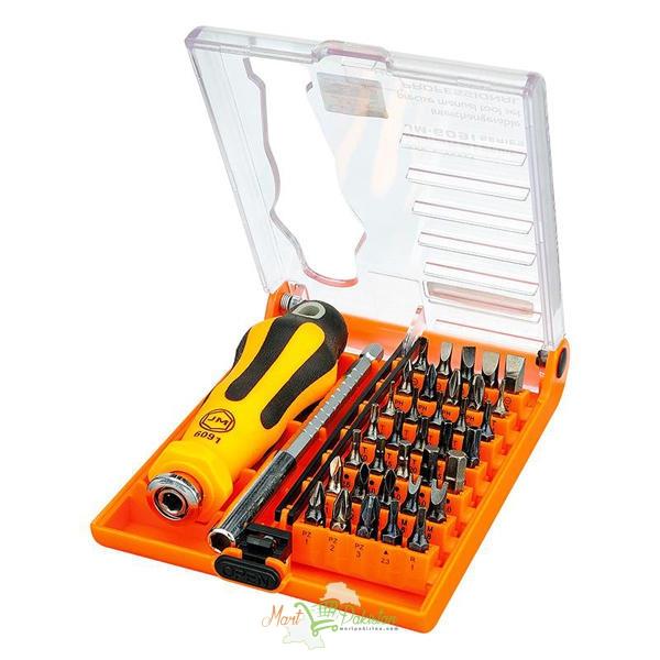 JM-609137in 1 Multi-functional Screwdriver Tool Set