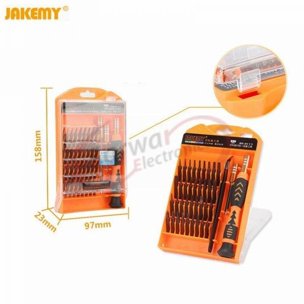 JAKEMY JM-8113 39 in 1 Precision Screwdriver Set Hand Tools