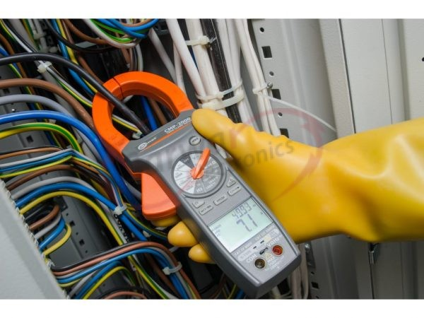 CMP-2000 Digital clamp-on multimeter