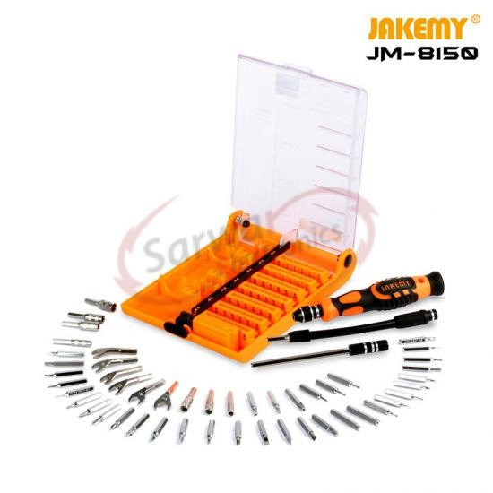 JM-8150 52 In 1 Model And Electronics Screwdriver