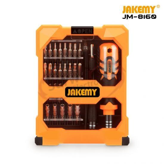 JM-8160 33 In 1 Precision Screwdriver Set Iphone Repair Tool Kit