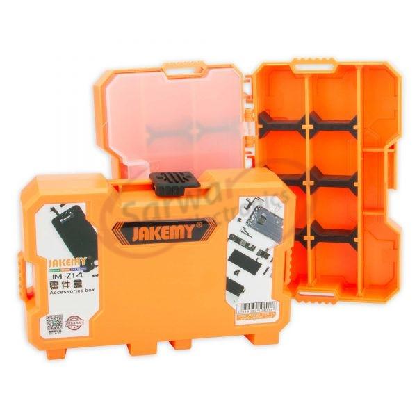 JM – Z14 Multifunctional Plastic Storage Box