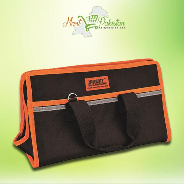 JM-B02 Professional Orange & Black Tool Bag