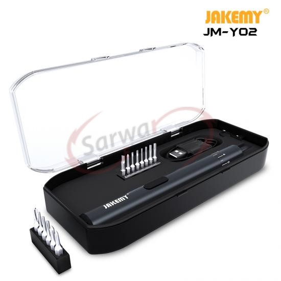 JM-Y02 Precision Electronic Screwdriver Set For Maintenance