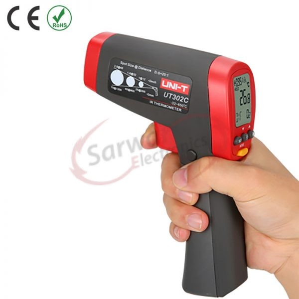 UT302C Infrared Thermometer