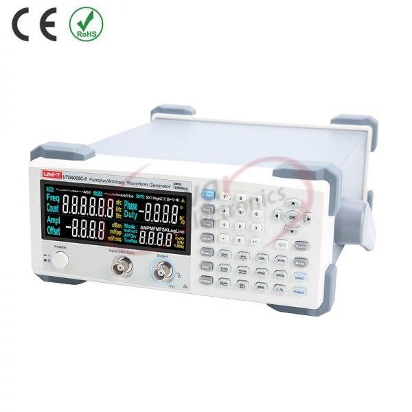 UTG9005C-II Function/Arbitrary Waveform Generato