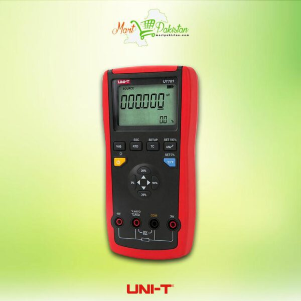 UT701 Single Function Temperature Calibrator