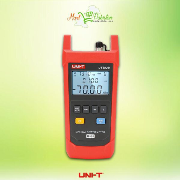 UT692G Handheld Optical Power Meter