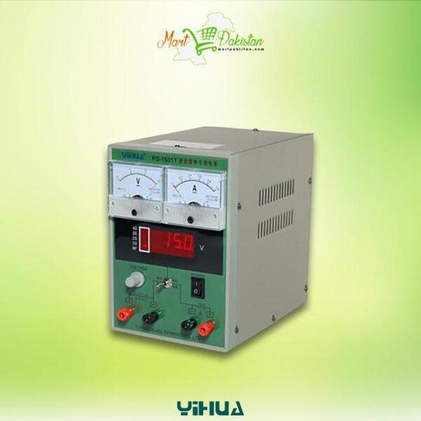 YIHUA 1501T Regulated DC Power Supply
