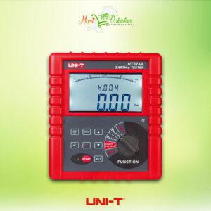 UT523A Earth Resistance Soil Resistivity Tester