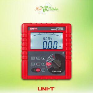 UT523A Earth Resistance Soil Resistivity Tester