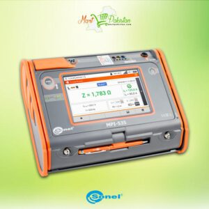 MPI-540 Multifunction electrical instalations meter