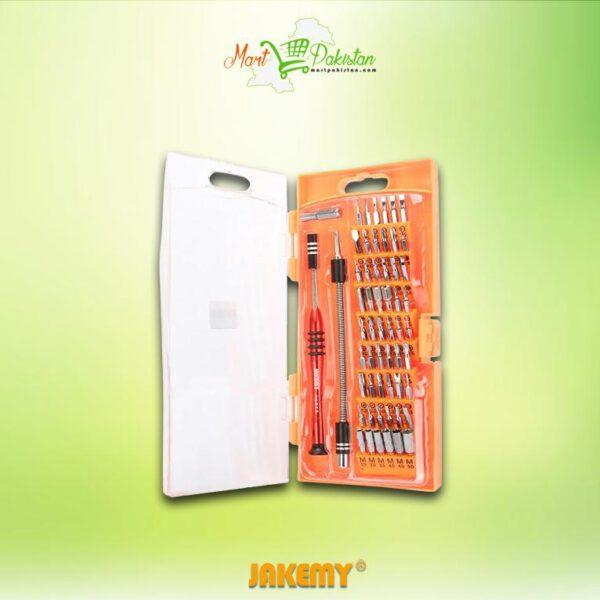 JM-8126 58 in 1 Multitool Interchangeable Magnetic Screwdriver Set