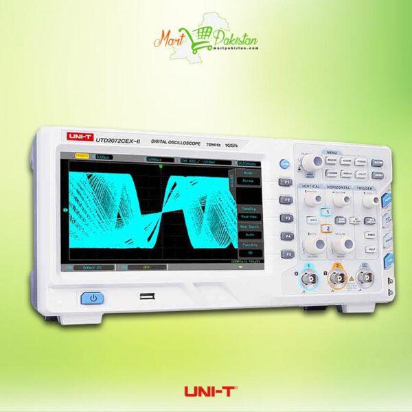 UTD2072CEX-II Digital Storage Oscilloscope