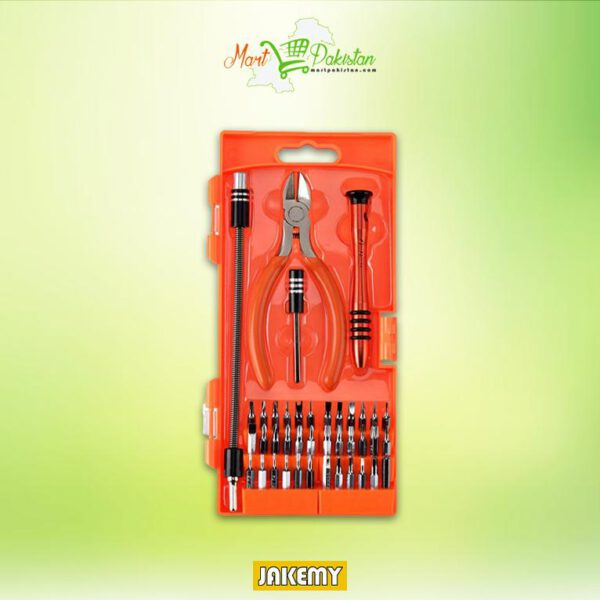 JM-8136 40 in 1 Screwdriver Ratchet Hand-tools