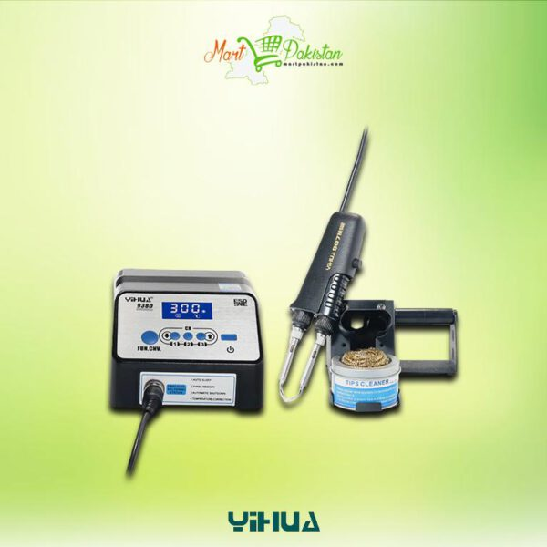 YIHUA 938D SMD Tweezers Soldering Station