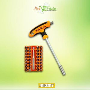 JM-6106 Multi-function 43  in 1 T- handle Set Home