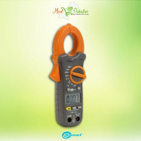 CMP-401 Digital Clamp-on multimeter