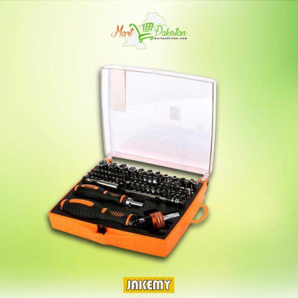 JM-6108 Ratchet Screwdriver Bits Set