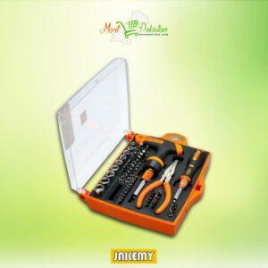 JM-6115 T-Type Labor-Saving And Quick Ratchet Screwdriver Set