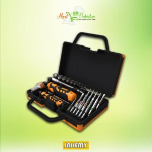 JM-6123 Colorful Ring Hardware Hand Tool Set