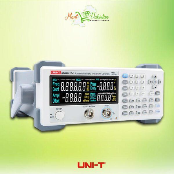 UTG9002C-II Function/Arbitrary Waveform Generator