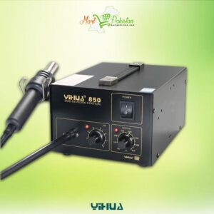 YIHUA 850 Hot Air Heat Gun Rework Station