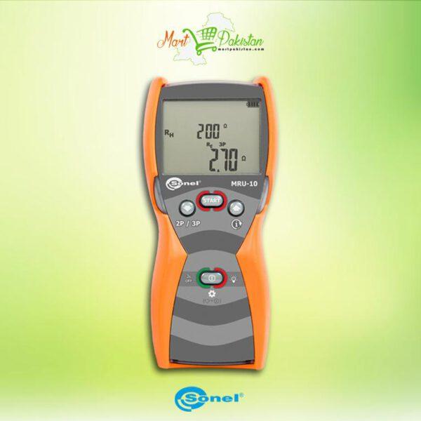 MRU-10 Earth Resistance Meter