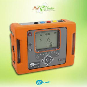 MRU-30 Earth Resistance and Resistivity Meter