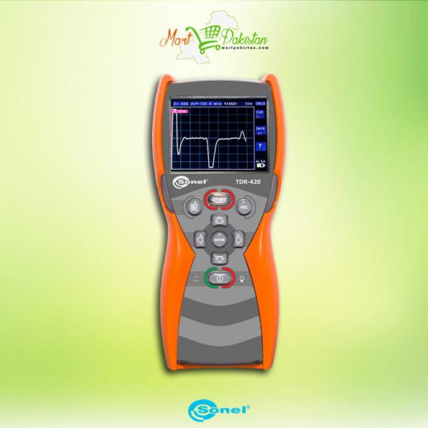 TDR-420 Time Domain Reflectometer/ Cable Fault Locator