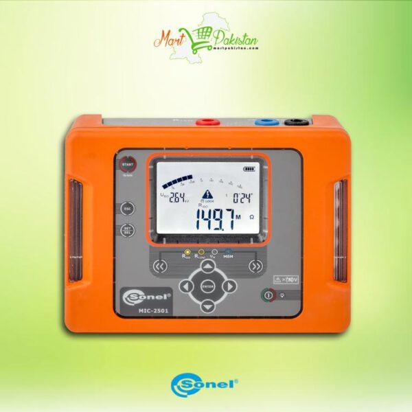 MIC-2501,2500V Insulation Resistance Meter