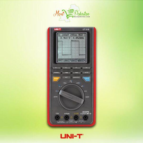 UT81B Scope Digital Multimeter