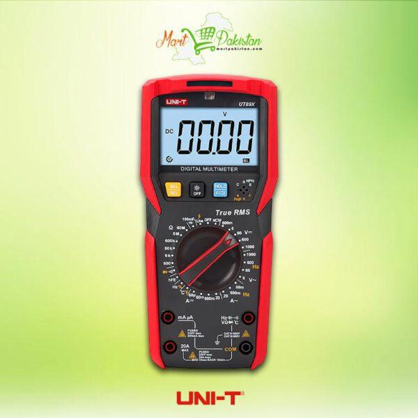 UT89X Digital Multimeter