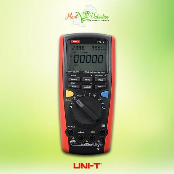 UT71A Middle Size Intelligent Digital Multimeter