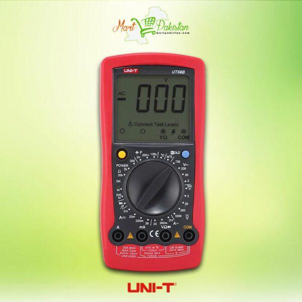 UT58B General Digital Multimeter
