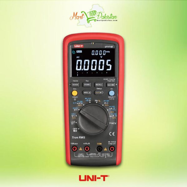 UT171B Industrial True RMS Digital Multimeter
