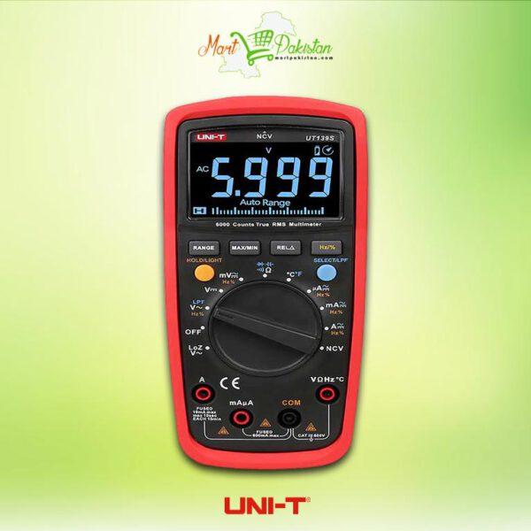 UT139S True RMS Digital Multimeter
