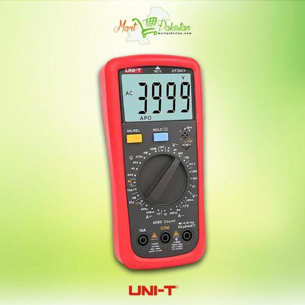UT39C+ Digital Multimeter