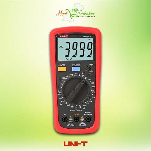 UT39A+ Digital Multimeter
