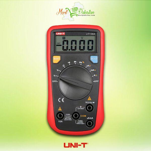UT136A Digital Multimeter