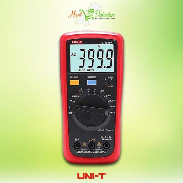 UT136B+ Digital Multimeter