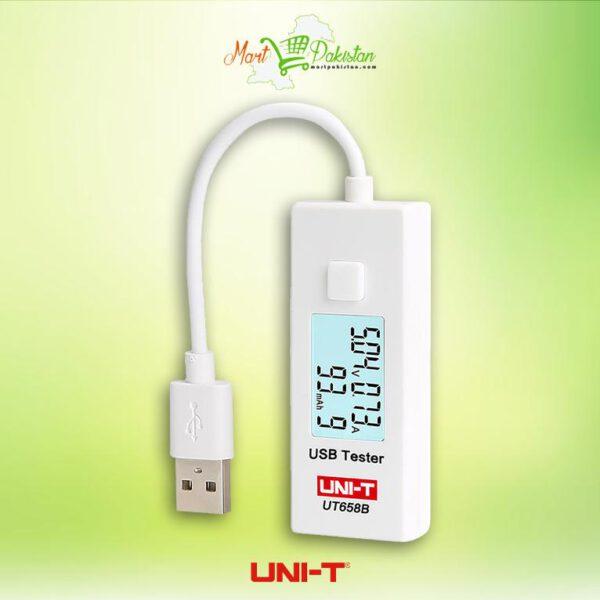 UT658B USB Tester