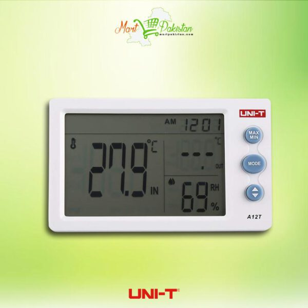 A12T Temperature Humidity Meter