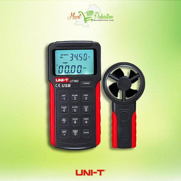 UT362 Anemometer