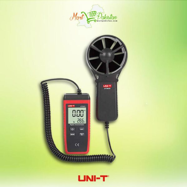 UT363S Digital Anemometer