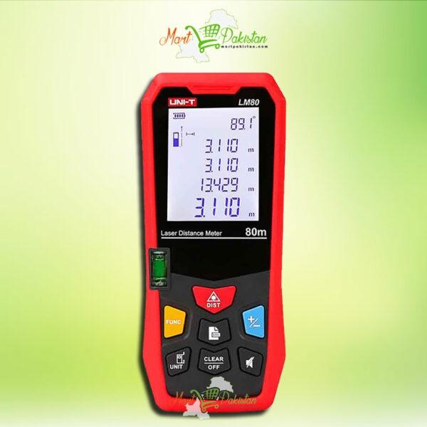 LM80 Laser Distance Meter