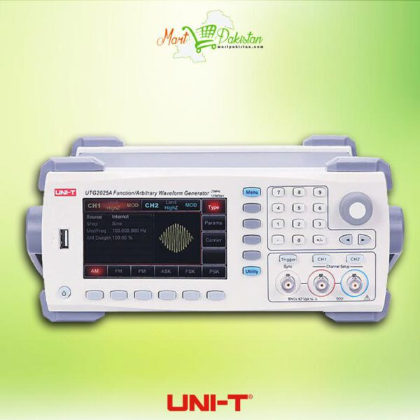 UTG2025A Function/Arbitrary Waveform Generator