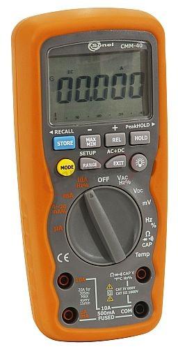 CMM-40 Industrial Multimeter