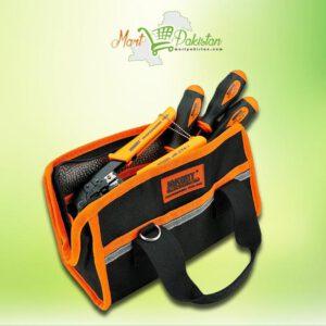JM-B03 Professional Orange & Black Tool Bag