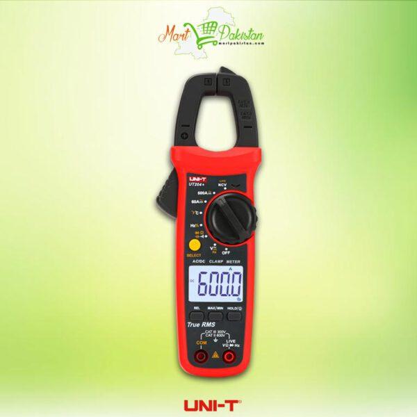 UT204+ 400-600A digital clamp meter
